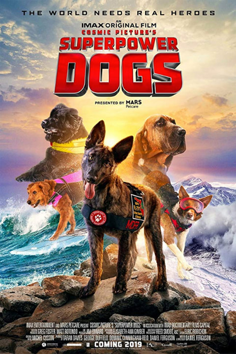 Superpower Dogs 2019